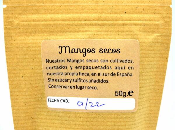 MANGO DESHIDRATADO 2
