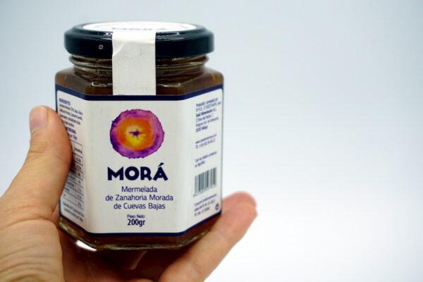 MERMELADA ZANAHORIA MORADA 2