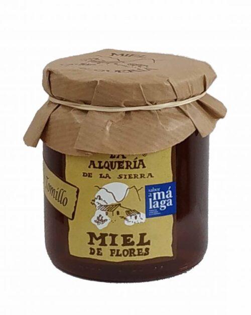 Miel de tomillo pura