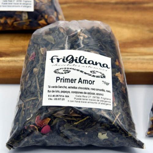 First Love Tea_Té primer amor Málaga Gourmet Experience