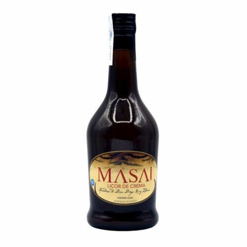 MASAI ANDALUSIAN CREAM LIQUEUR masaicremaandaluza_malagagourmet