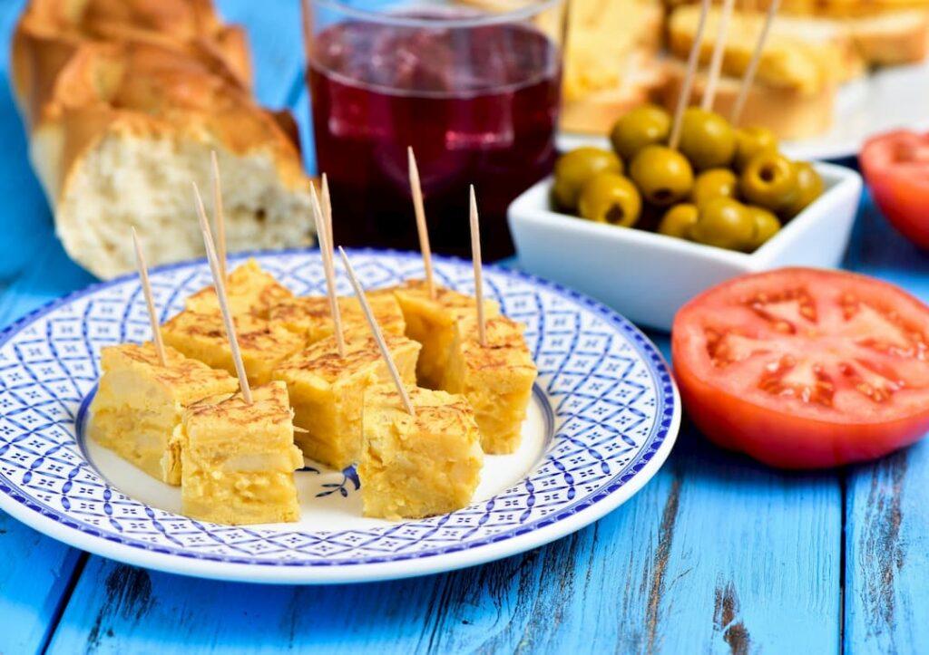 Produkte aus Malaga und seine Gastronomie
