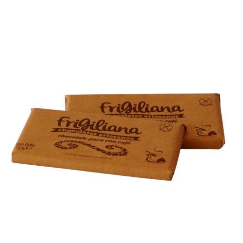 Chocolate puro con café Frigiliana Málaga Gourmet Experience