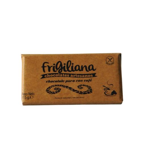 Chocolate puro con café Málaga Gourmet Experience