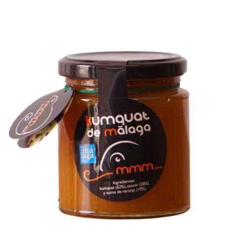 kumquat jam Mermelada de kumquat Málaga Gourmet Experience