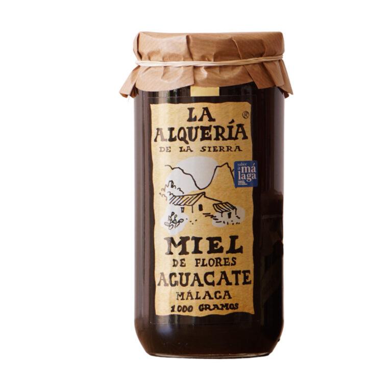Miel de aguacate pura Málaga Gourmet Experience