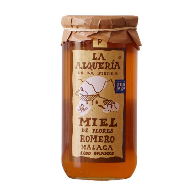 Miel de romero Málaga gourmet experience