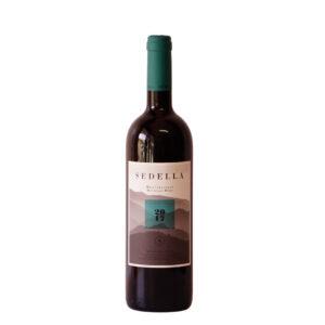 Vino tinto Sedella Málaga Gourmet Experience