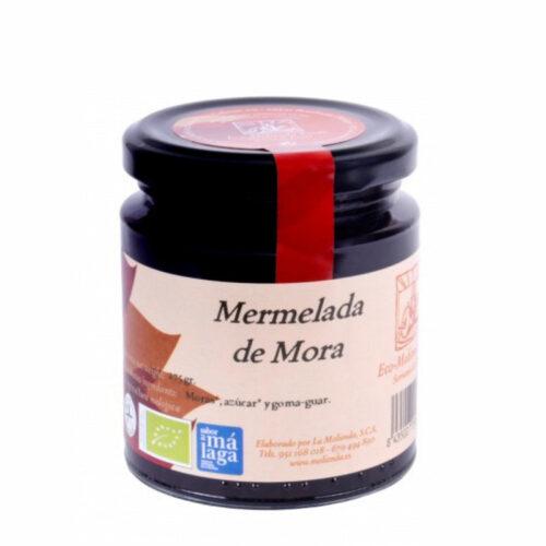 Mermelada de mora ecológica Málaga Gourmet Experience