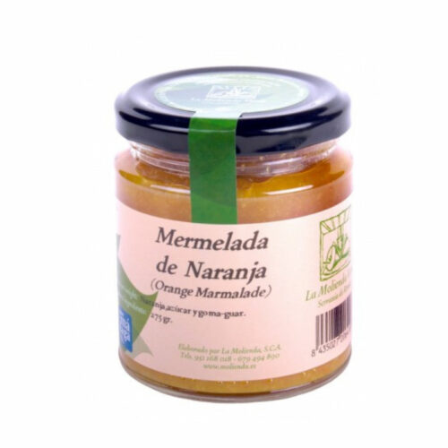 Mermelada de naranja Málaga Gourmet Experience Productos malagueños